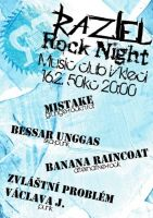 Raziel Rock night!