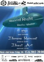Raziel Night Under Water
