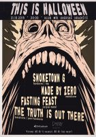 This Is Halloween: The Truth Is Out There / Made By Zero / Fasting Feast / Smoketown G
