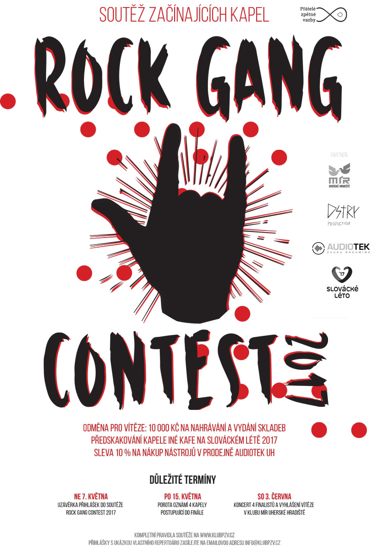Rock Gang Contest 2017
